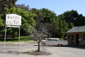 Bates Motel,  Universal Studios, Hollywood