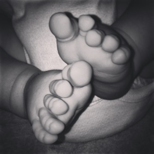 Kleine Füsse